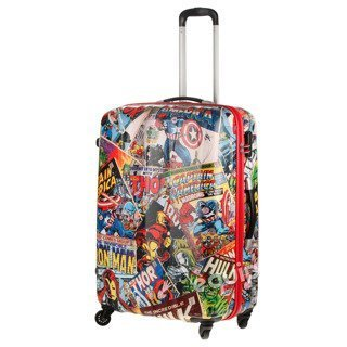 Walizka duża American Tourister Marvel Legends