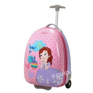 Walizka mała American Tourister Sofia The First