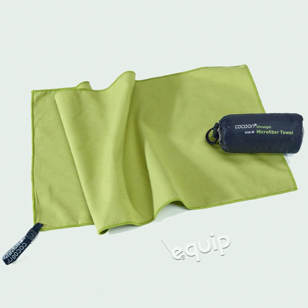 Cocoon Microfiber Towel Ultralight Xl: Ręcznik Szybkoschnący Cocoon Towel Ultralight L TSU02-L