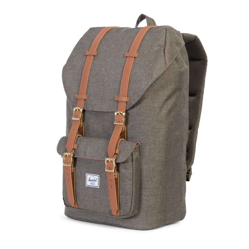 Canteen crosshatch/Tan