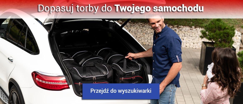 Wyszukiwarka toreb do bagażnika