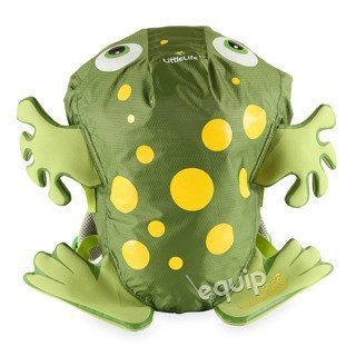 Plecaczek LittleLife SwimPak 3+ Frog - Green