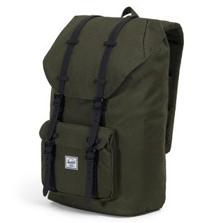 Plecak miejski Herschel Little America - forest night-black
