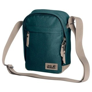 Torba na ramię Jack Wolfskin Heathrow NE - teal green