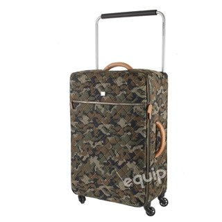 Walizka średnia + IT Luggage World's Lightest Quilted