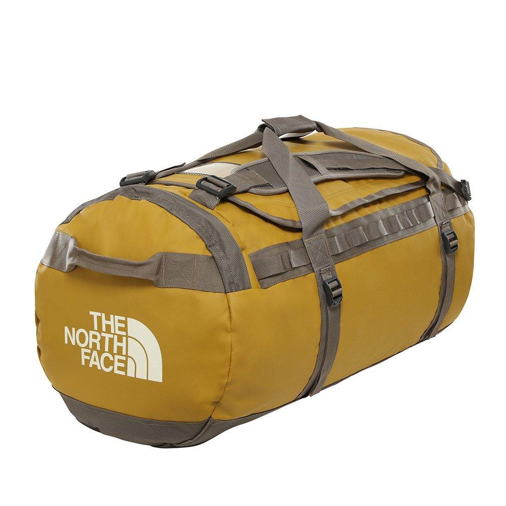 Duża torba podróżna The North Face Base Camp Duffel L british khaki
