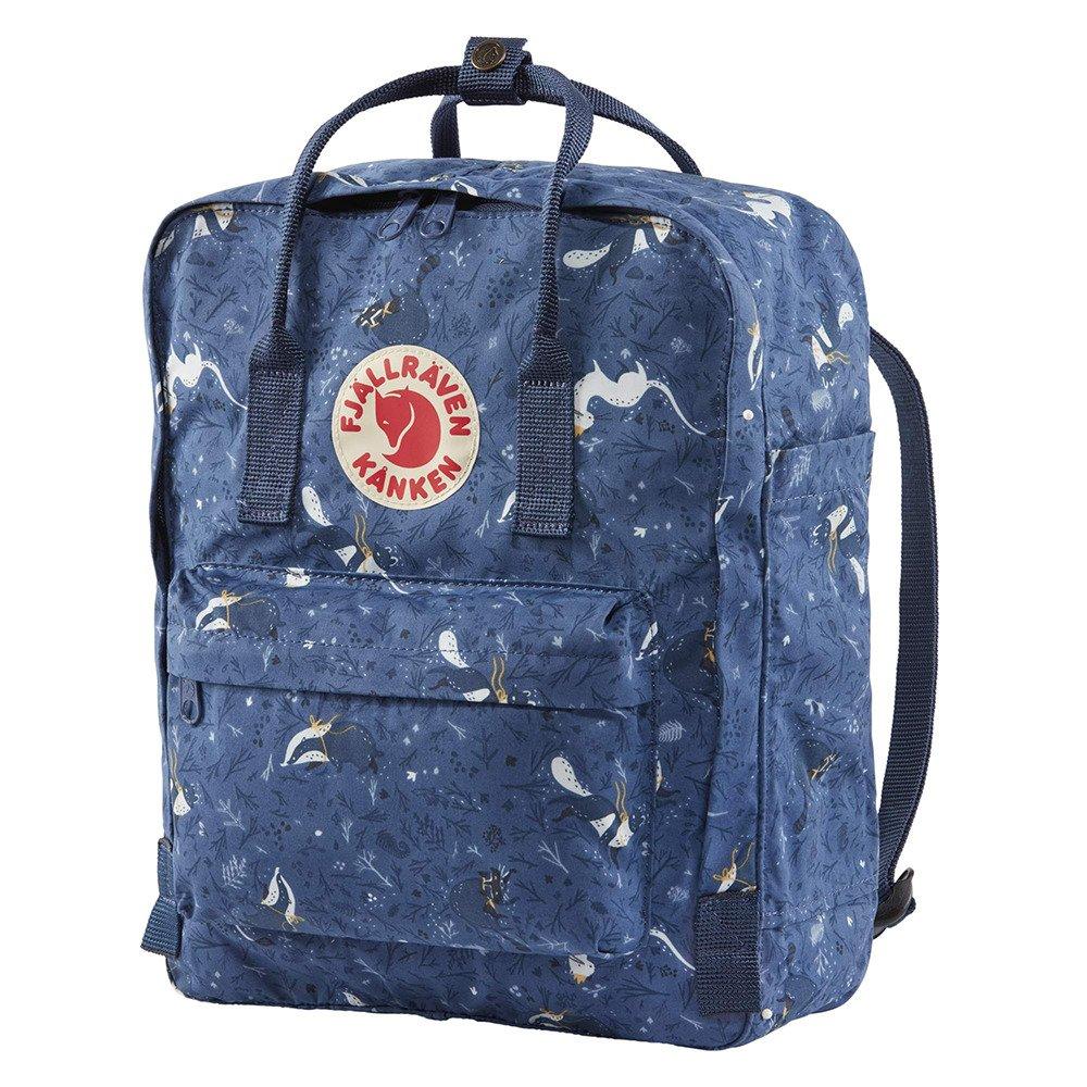 9a2efb193599c Fjallraven Kanken Art plecak do miasta i szkoły - blue fable 23610 ...