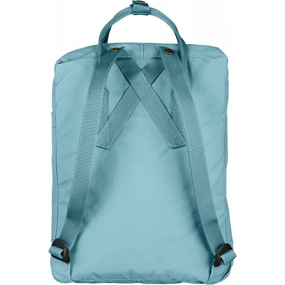 adf5d8050cdba Kanken plecak miejski Fjallraven - pink ari blue 23510-312 508 ...