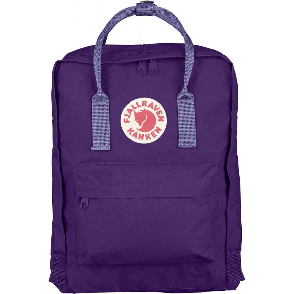 Kultowy plecak Fjallraven Kanken purpleviolet