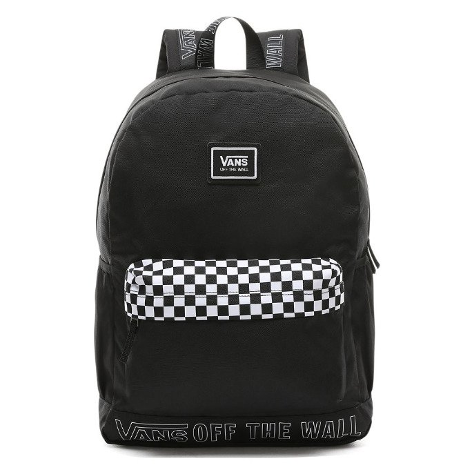 ab3c9413b522fe Miejski plecak Vans Sporty Realm Plus - Black-Surround VN0A3PBIUVO1 ...