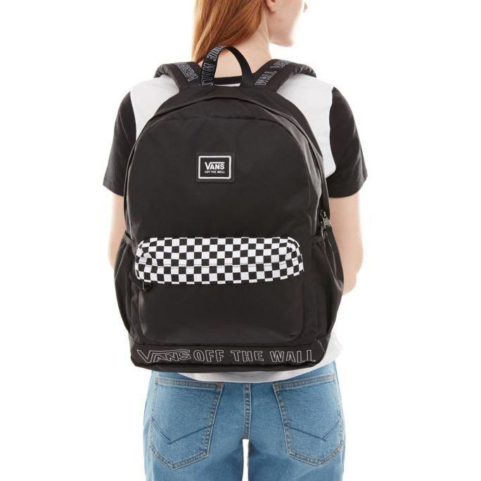 Miejski plecak Vans Sporty Realm Plus black surround