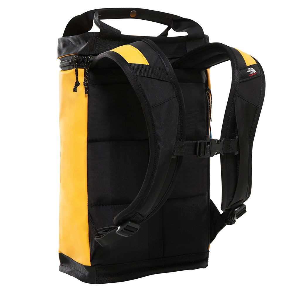 innowacyjny design świetne dopasowanie najwyższa jakość Plecak The North Face Base Camp Fuse Box S - tnf yellow/tnf black