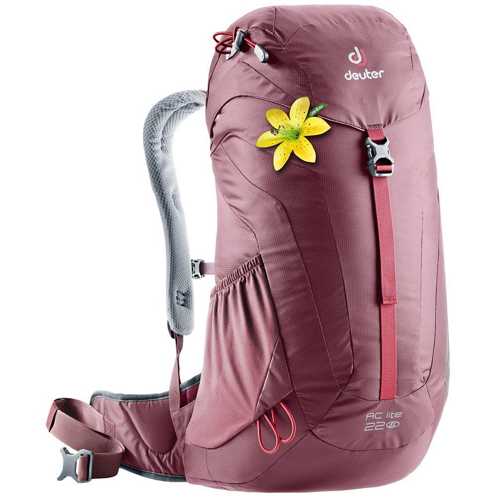 28f161b128121 Plecak turystyczny Deuter AC Lite 22 SL maron 342021650260 - Equip ...