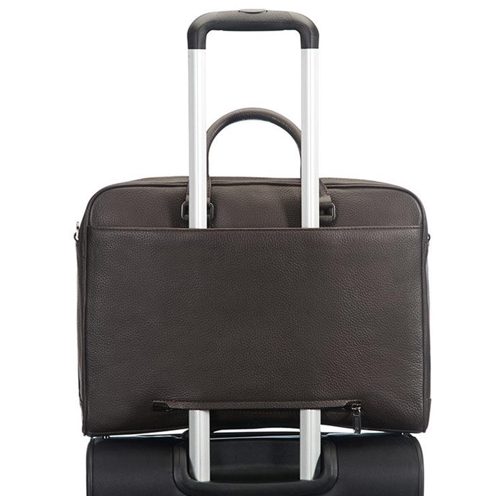 849ed84f8c173 ... Skórzana torba na laptopa Samsonite Equinox Bailhandle 14