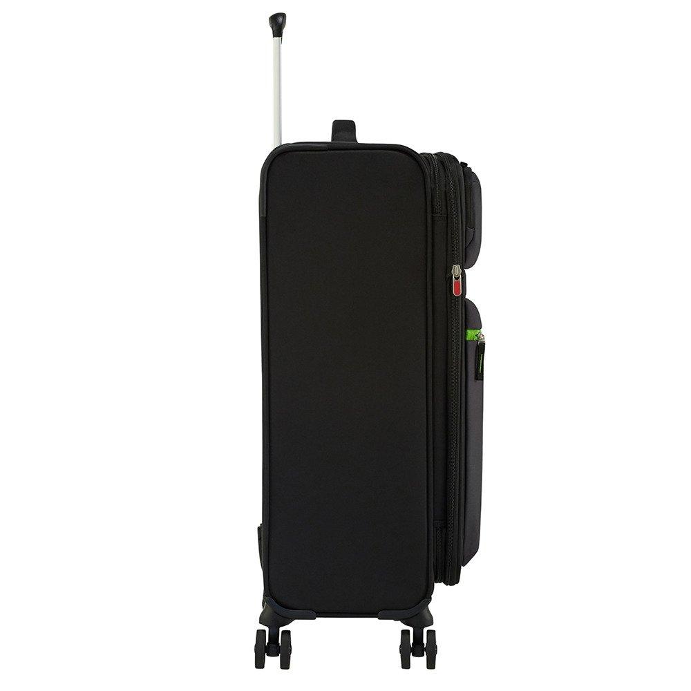 f3f1722fd13dc ... Średnia poszerzana walizka lekka American Tourister Matchup na 4 kółkach  ...