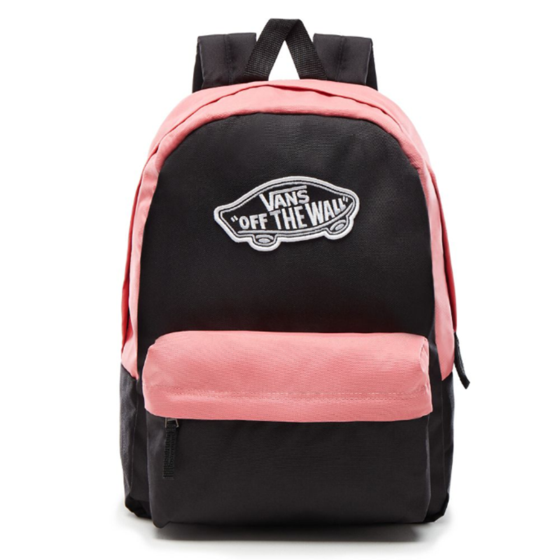 3dc497e4b0618b Vans Realm plecak szkolny - black desert rose VN0A3UI6YG1 - Equip.pl ...
