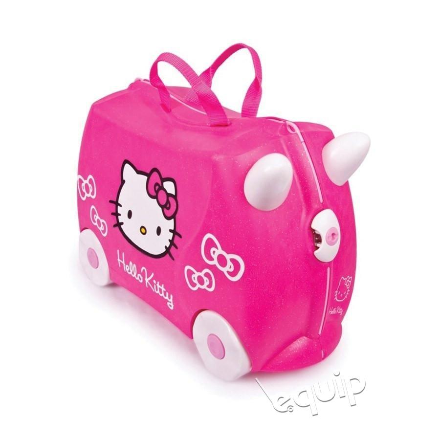 a54a866a4eb11 Walizka dla dzieci Trunki Hello Kitty TRU-0312 - Equip.pl Warszawa