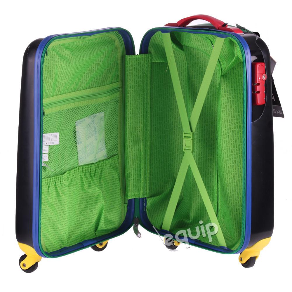 3e34485e3f26b Walizka mała United Colors of Benetton Slash 58373346-006 - Equip.pl ...