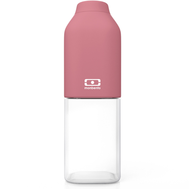 Butelka na wodę Monbento MB Positive M 500 ml - blush