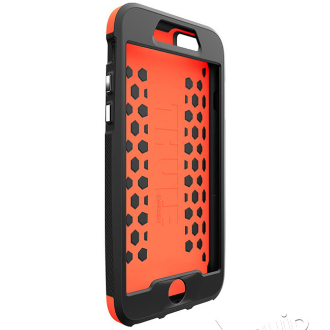 Etui na telefon Thule Atmos X4 iPhone 6 Plus/6s Plus - fiery coral/dark shadow