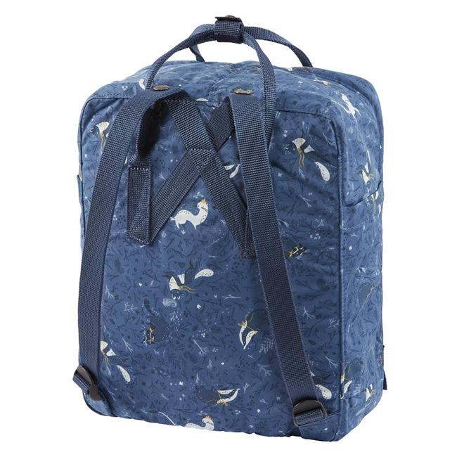 bca488f08ff18 ... Fjallraven Kanken Art plecak do miasta i szkoły - blue fable Fjallraven
