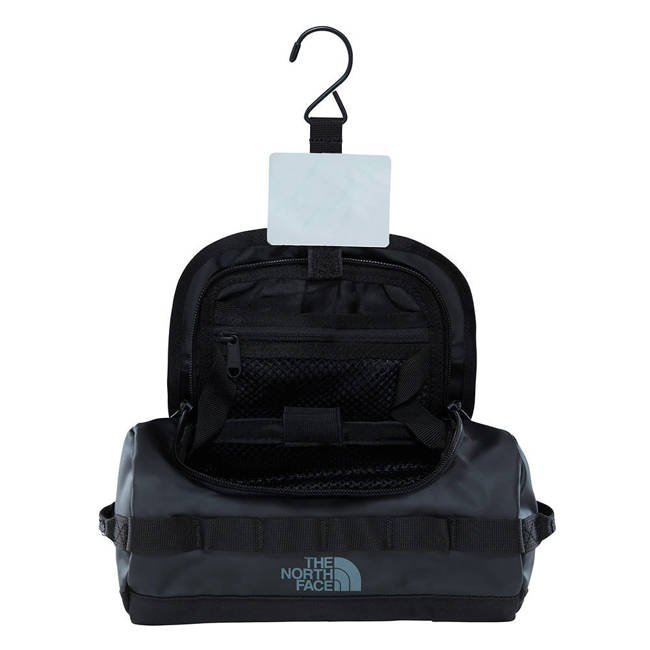 Mała kosmetyczka North Face Base Camp Canister S tnf black