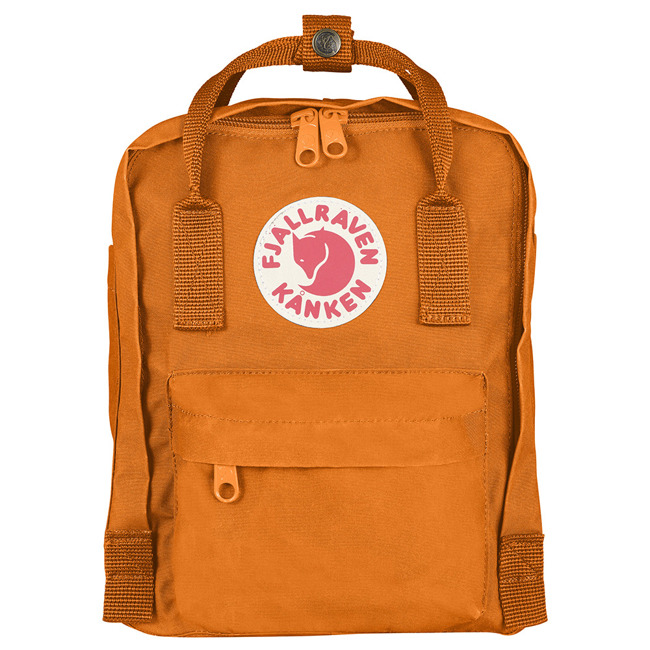 Plecak Fjallraven Kanken Mini - burnt orange