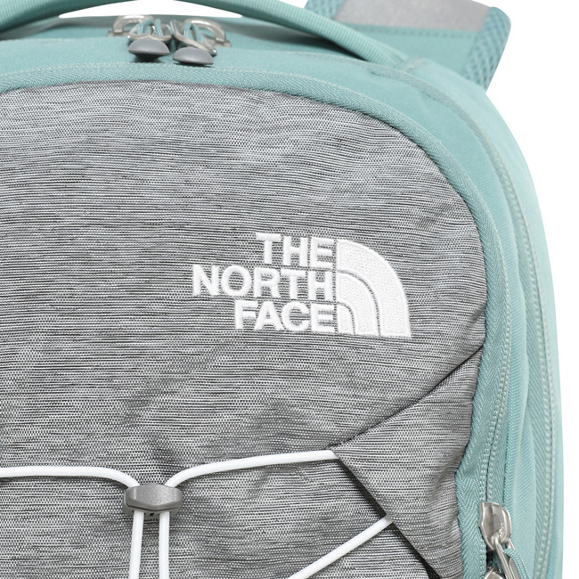 Plecak The North Face W Jester mid grey light heather/trellis green