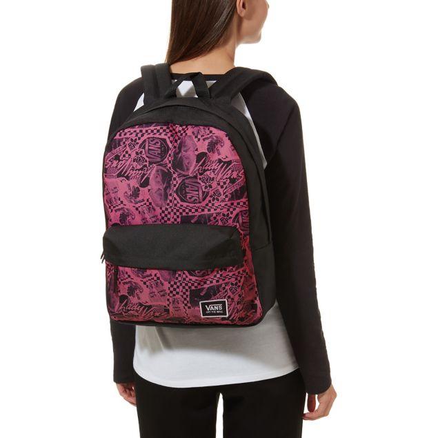 Plecak Vans Realm Classic Azalea Pink Zine Ceny i opinie