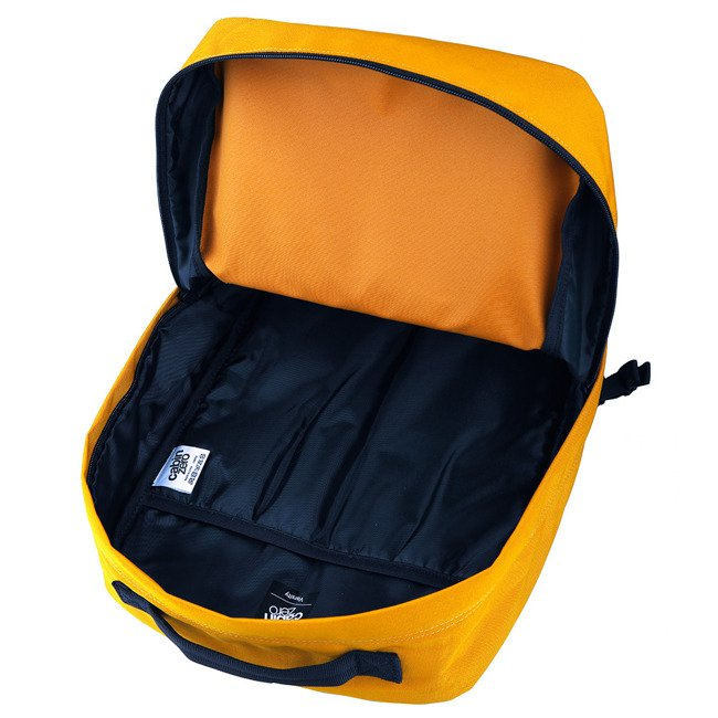 Plecak do miasta CabinZero Varsity 26 l - orange chilli