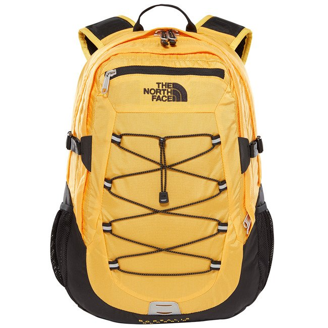 Plecak  do szkoły The North Face Borealis Classic yellow ripstop/black