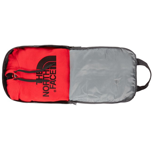 Plecak miejski The North Face Mini Crevasse - asphalt grey / tnf black