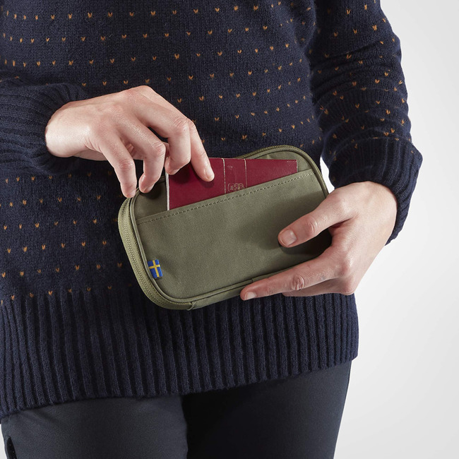 Portfel Fjallraven Kanken Travel Wallet