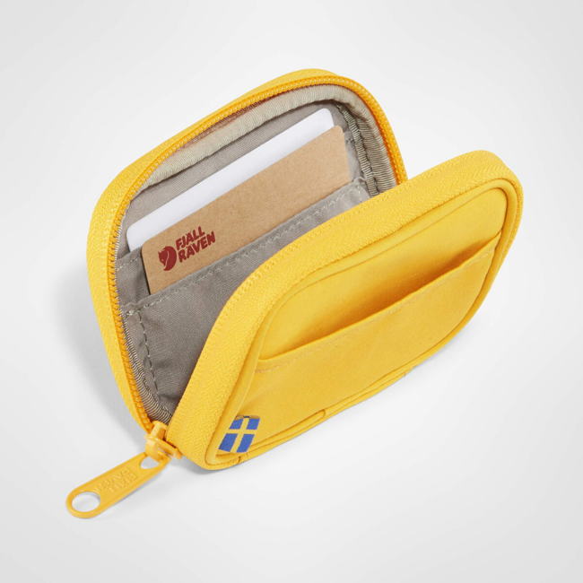 Portfel Kanken Card Wallet Fjallraven - green