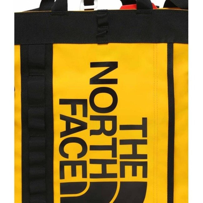 The North Face Base Camp Tote torba z funkcją plecaka - summit gold