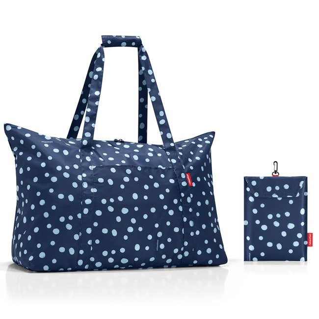 Torba Reisenthel Mini Maxi Travelbag - spots navy