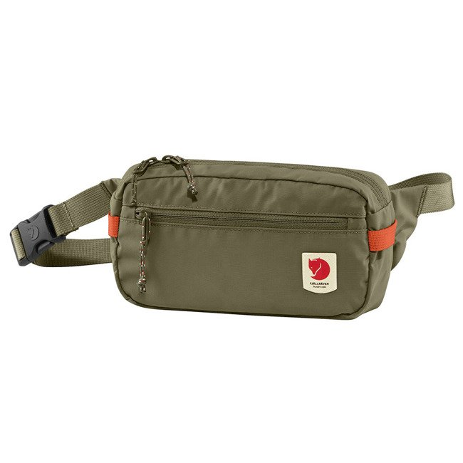 Torba biodrowa Fjallraven High Coast Hip Pack - green