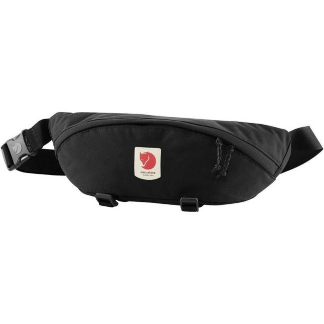 Torba biodrowa Fjallraven Ulvö Hip Pack Large - black