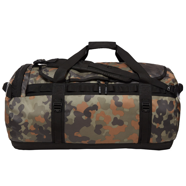 Torba dla wymagających The North Face Base Camp Duffel L NE new taupe green/black