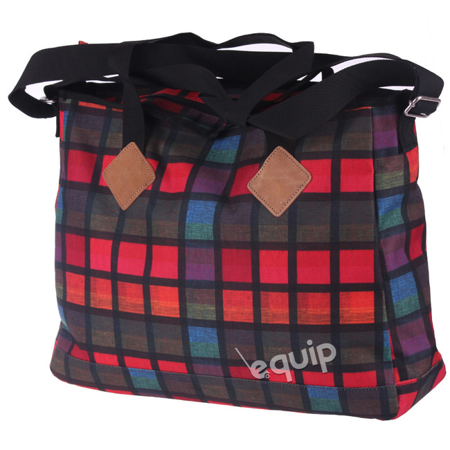 Torba na ramię Roxy Sunday Blues Plaid