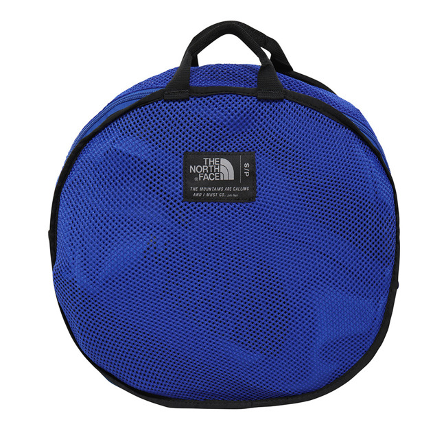 Torba podróżna The North Face Base Camp Duffel S - tnf blue/tnf black