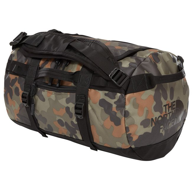 Torba sportowo - turystyczna The North Face Base Camp Duffel XS NE new taupe green/black