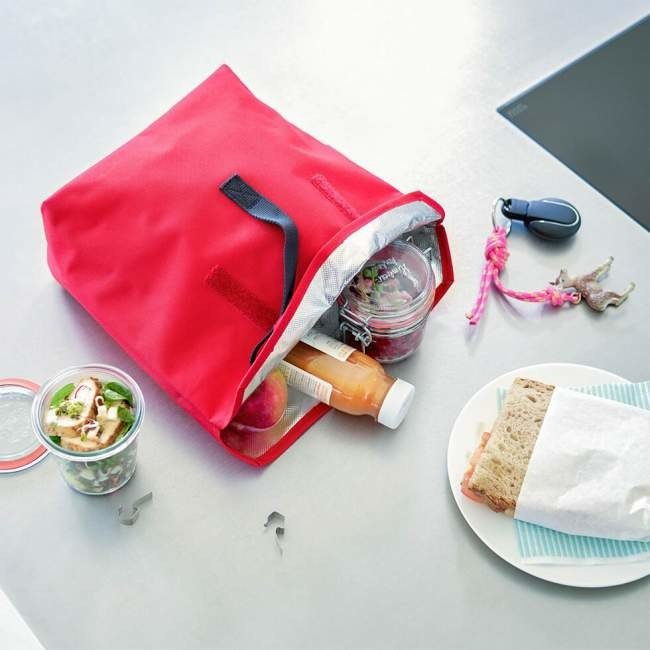 Torba termiczna na lunch Reisenthel Fresh Lunchbag Iso M - red