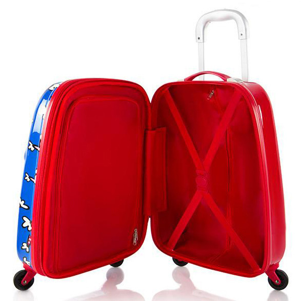 Walizka dla dzieci Heys Britto Tween 3D Pop Up Spinner Luggage - Heart with Wings