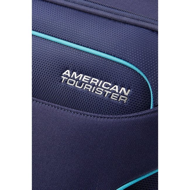 Walizka kabinowa American Tourister Holiday Heat - navy
